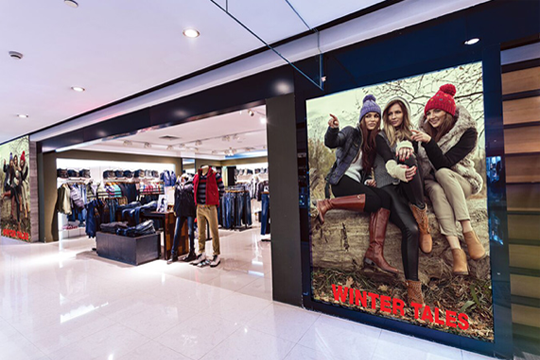 Point-of-Purchase Graphics