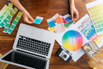 Using color, photos, charts and illustrations, we can create newsletters, brochures, manuals, catalogs, and booklets that demand attention. Just bring us your files on nearly any storage medium and tell us what you want. We can print it, revise it, or change the layout or graphics.
